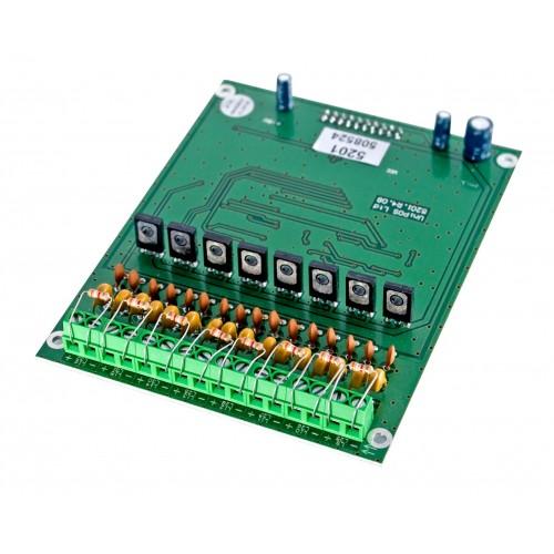 Разширителен модул 8 линии 5201