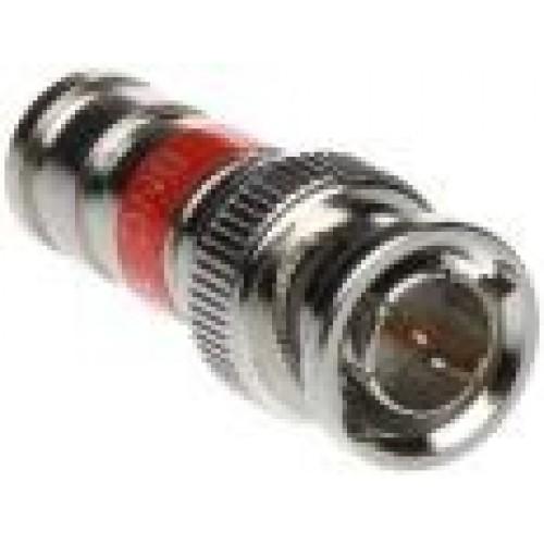 Компресионен конектор BNC за RG59 BNC-RG59-CMPS