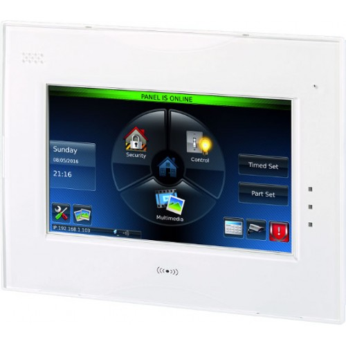 LCD touch клавиатура TouchCenter+ Prox CP046-00