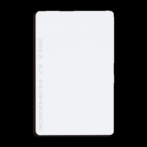 Тънка RFID безконтактна карта EM4002ID