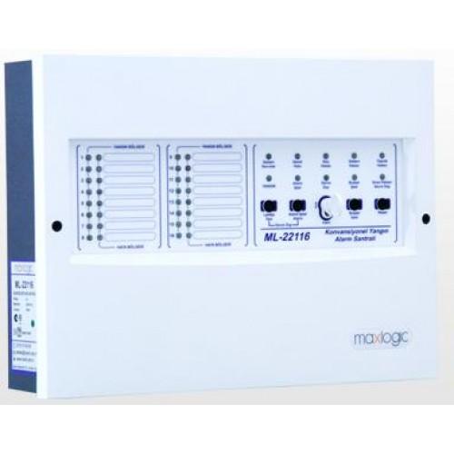 Контролен панел Maxlogic с 8 зони ML-22108