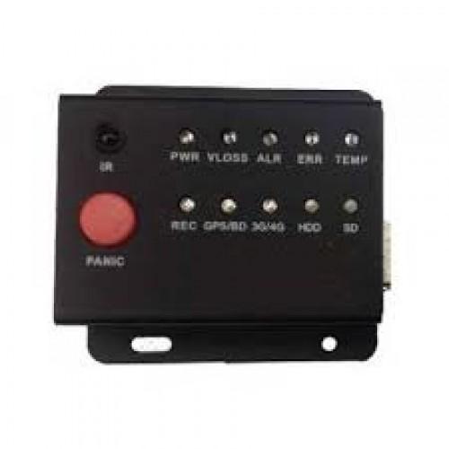 Паник бутон за мобилни рекордери MCVR MNVR MLED BOX