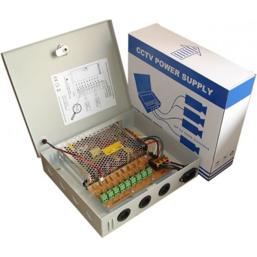 Захранващ блок 12V/10A MPS-PTC120-A9