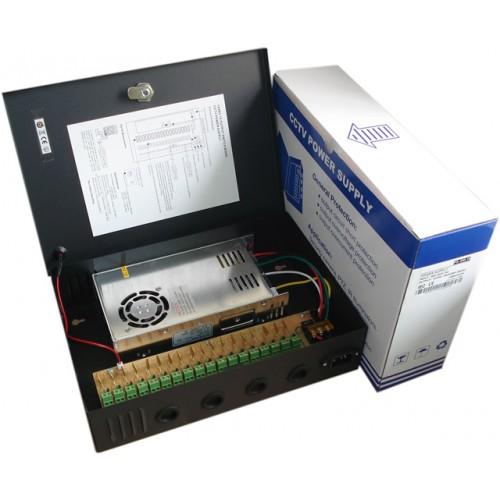 Захранващ блок 12V/10A MPS-PTC300-18A