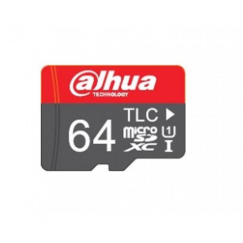 MicroSD карта 64GB PFM112