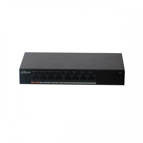 Суич Gigabit Ethernet PoE 8 портов PFS3008-8GT-60