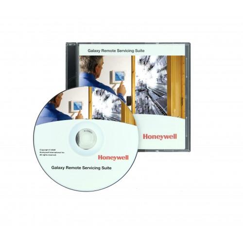 Софтуер за конфигуриране на панели GALAXY RSS