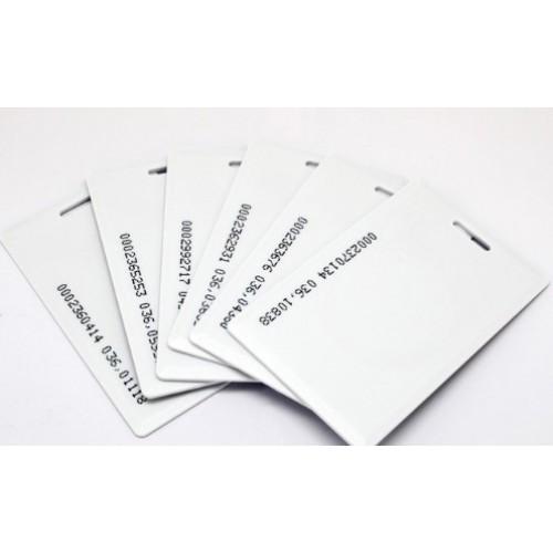 RFID безконтактна карта 125kHz