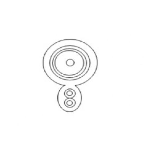 Коаксиален кабел RG59V+2x1