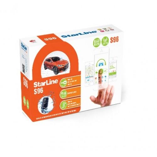 Алармена система StarLine S96BT 3G GSM GPS
