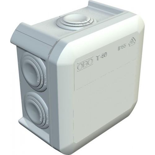 UV защитена разклонителна кутия T40