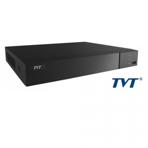 TVI/AHD/IP/Analog 16 канален DVR TD2716TE-C
