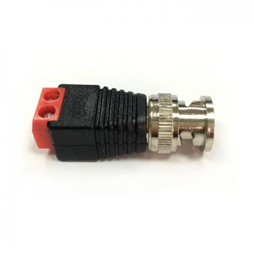 БНЦ конектор с клема с винт TT-BC03