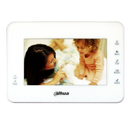 7‐инчов LCD touch screen монитор VTH1560BW