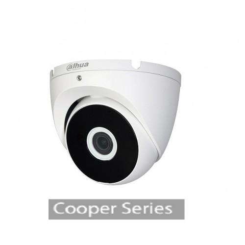 Камера Eyeball HDCVI 2MP, 2.8mm, IR 20m HAC-T2A21-0280B