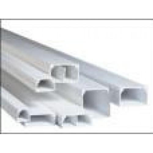 Кабелен канал за вътрешно полагане, Размер 2000x20x10mm