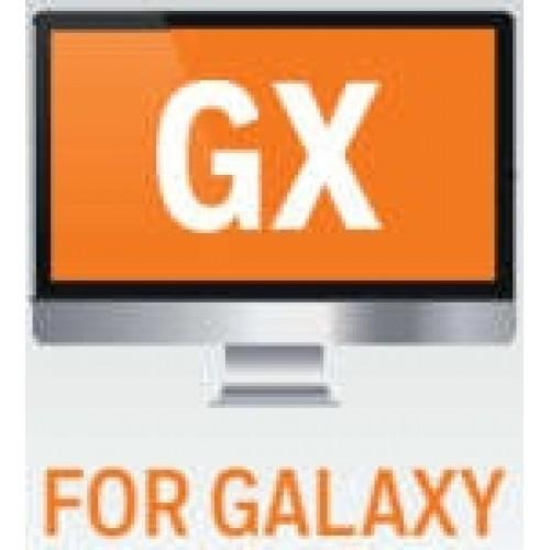 Софтуер за наблюдение и управление на Galaxy DIMENSION панели