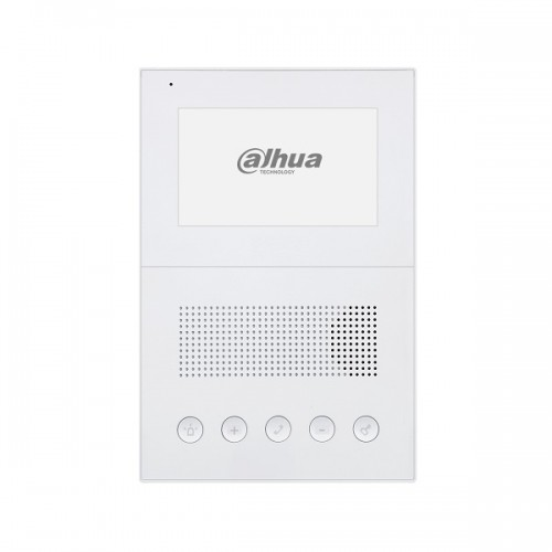 Аудио домофон с монитор, вътрешен VTH2201DW
