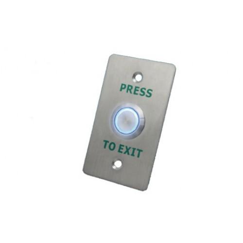 Водоустойчив Exit бутон с подсветка RB5022L