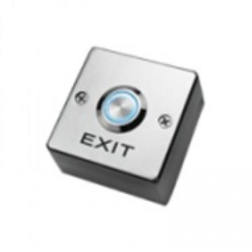Exit бутон с подсветкa. Контакти NO/NC RBZ53LS