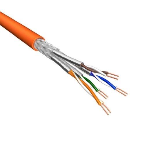 F/FTP LSZH кабел категория 6A AWG 23