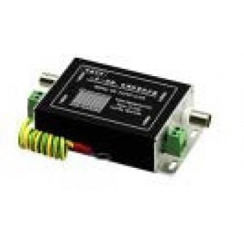 Комбиниран предпазителен модул/гръмозащита за охранителни видео системи SPD-HD502VP-2/PW