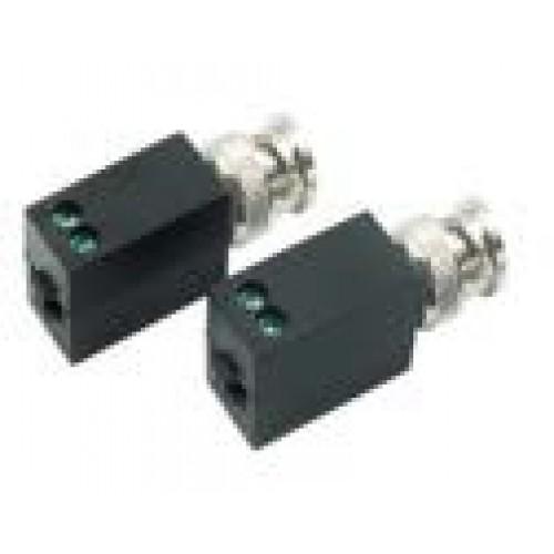 Преобразувател за пренос на сигнал по усукана двойка за HD камери TT-CAT18