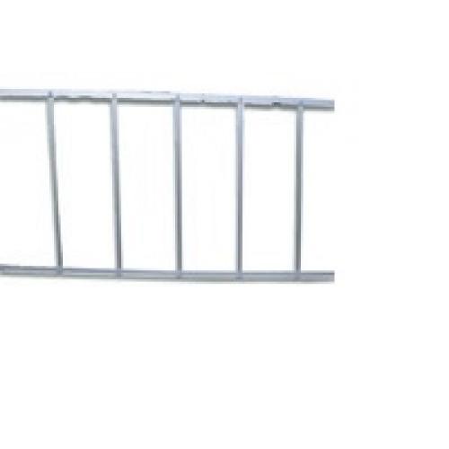 Алуминиева решетачна преграда  2m