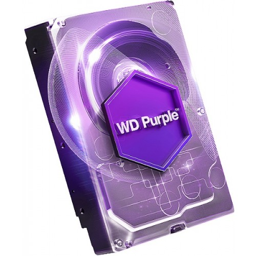 Твърд диск HDD 6TB Purple