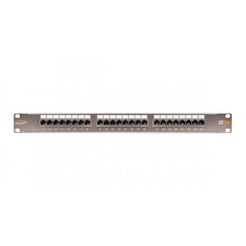STP Пач панел 24 порта NMC-RP24SD2-1U-MT