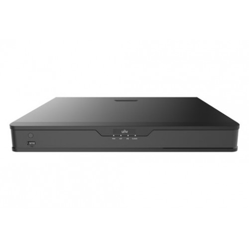H.265/H.264 8Mpix/4K 8(16)-канално HDCVI/TVI/AHD/Analog/IP пентабридно цифрово записващо устройство,NVR302-08U
