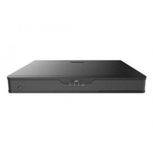 UltraH.265 9-канален 232Mbps професионален мрежов рекордер, NVR302-09S
